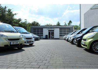 gebraucht Smart ForTwo Coupé Limited Iceshine Klima Automatik - FINANZIERUNG