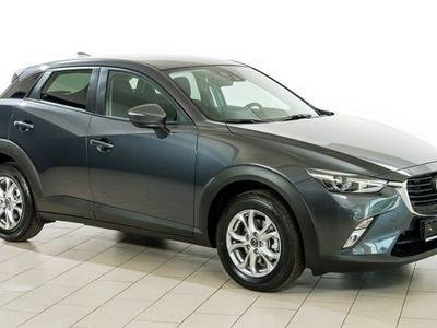 gebraucht Mazda CX-3 Exclusive-Line mit Klimaautomatik, PDC und LED-Scheinwerfer