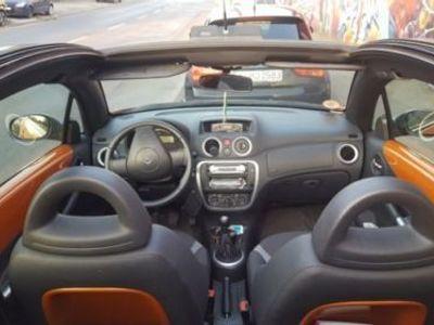 gebraucht Citroën C3 Pluriel 1.4 Exclusive