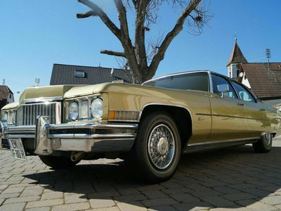 gebraucht Cadillac Fleetwood Brougham sixty/Restauriert