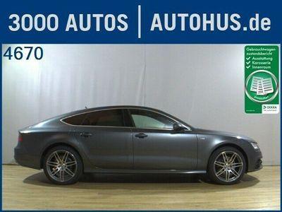 gebraucht Audi A7 Sportback 3.0 TDI Quattro 2x S-Line Leder Navi+ BOSE