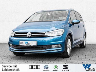 käytetty VW Touran Highline 2.0 TDI NAVI/ LED/ PARKASSIST