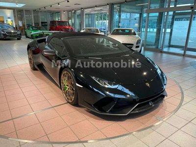 gebraucht Lamborghini Huracán HuracanPerformante Spyder LP640-4