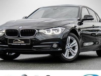 gebraucht BMW 318 d xDrive Sport Line Head-Up HiFi LED Shz
