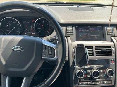 gebraucht Land Rover Discovery Sport TD4 Aut.