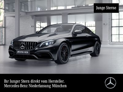 gebraucht Mercedes C63 AMG AMG S Cp. PerfAbg