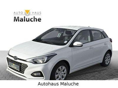 gebraucht Hyundai i20 i205-Türer Facelift MJ20 1.2 Benzin+SOFORT+, Tageszulassung, bei Autohaus Maluche GmbH
