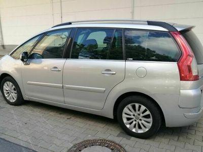 gebraucht Citroën C4 GRAND Picasso+TÜV NEU+AUTOMATIK+7Sitzer+1. Hand