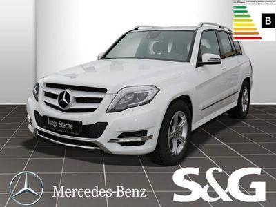gebraucht Mercedes GLK220 CDI 4MATIC Parktronic/Navi/AHK/Sitzhzg/