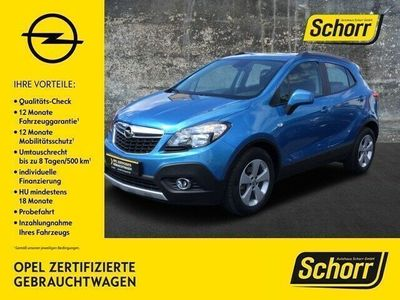 gebraucht Opel Mokka 1.4 Turbo Edition bei Gebrachtwagen.expert