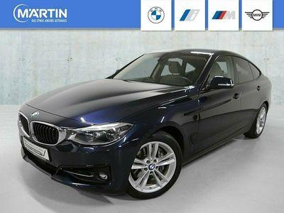 gebraucht BMW 335 Gran Turismo d xDrive Sport Line Head-Up DAB