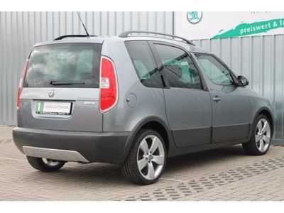 gebraucht Skoda Roomster Scout Plus Edition 1.2 TSI 77kW