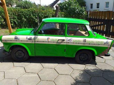 gebraucht Trabant 601 mit deutscher Geschichte, ein ...