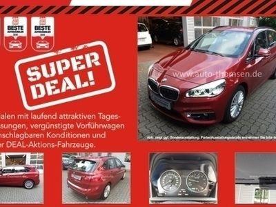 gebraucht BMW 225 Active Tourer i 2.0 Autom. HeadUp LED Navi