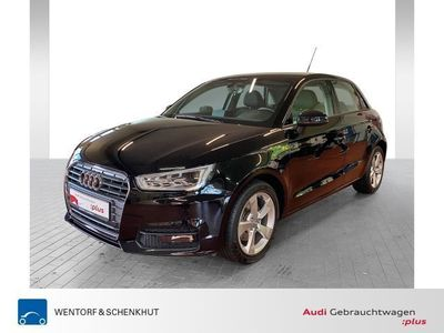 gebraucht Audi A1 Sportback 1.6 TDI Sport S-Tronic Navi Xenon GRA