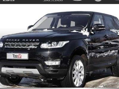 gebraucht Land Rover Range Rover Sport SDV6 FAP HSE Bluetooth Navi