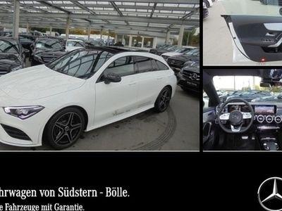 gebraucht Mercedes CLA220 Shooting Brake AMG,Nightp.,PDC,LED,PanoDach,Kamera