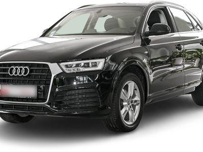 gebraucht Audi Q3 Q31.4 TFSI sport 2x S line PDCLEDNaviSitzh.