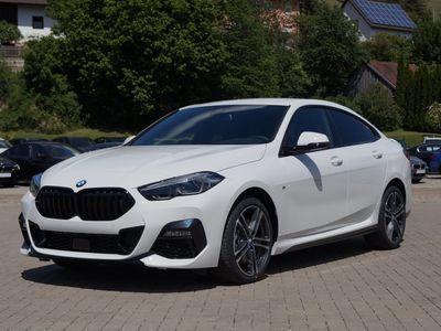 gebraucht BMW 220 d Gran Coupe M Sport Automatik DAB Kamera