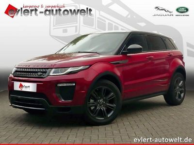 gebraucht Land Rover Range Rover evoque SE Dynamic LEDER NAVI SHZ PDC