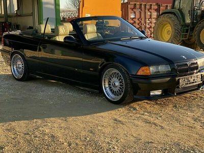 gebraucht BMW 328 Cabriolet i M Paket BBS Klima Tempomat BC