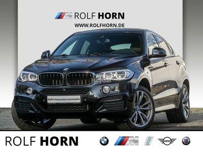 gebraucht BMW X6 xDrive30d M Sportpaket Navi LED 20'' HUD EURO6