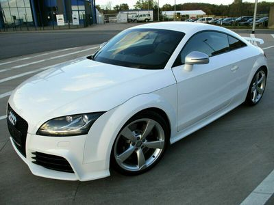 gebraucht Audi TT RS 2.5TFSI quattro Coupe NAVI 19Zoll