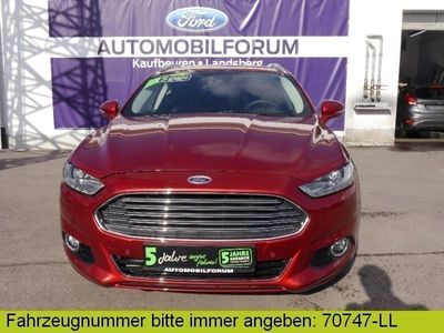 gebraucht Ford Mondeo 2.0 TDCi Titanium Panoramadach, Navi