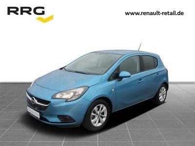 gebraucht Opel Corsa E 1.3 Active Klima + Sitzheizung + wenig k