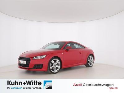 gebraucht Audi TT Coupe 2.0 TDI ultra S Line *Navi*Sound-System