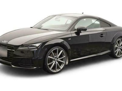 gebraucht Audi TT 2.0 TFSI 3x S line LED/Navi Sportpaket Klima