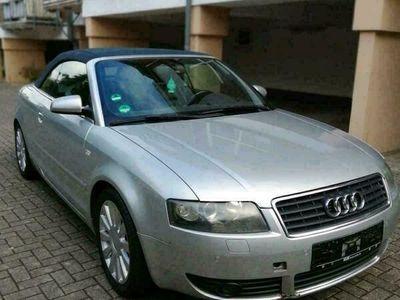 gebraucht Audi A4 Cabriolet 2,4 l - V6 ( EXPORT )