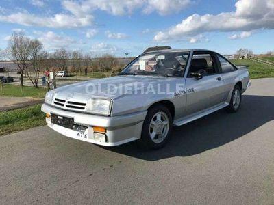 gebraucht Opel Manta B GT/E 1.Hand toller Zustand