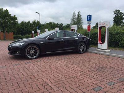 gebraucht Tesla Model S 85 D einschl. Supercharger
