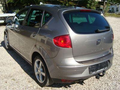 gebraucht Seat Altea 2TDI Sport Edition