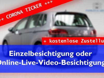 gebraucht VW Touran Sound 2.0 TDI DSG Navi LED Standheizung