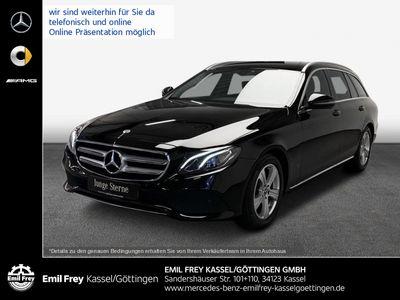 gebraucht Mercedes E220 ET 9G Avantgarde+AHK+Leder+LED+Standhz+Nav