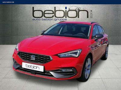 gebraucht Seat Leon LeonSportstourer 1.5 TSI Aktuelles Modell Navi