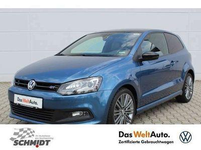 gebraucht VW Polo 1.4 TSI ACT Blue GT DSG Xenon