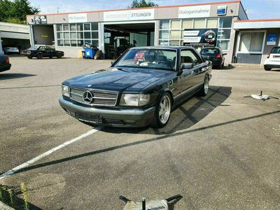 gebraucht Mercedes 500 W126SEC