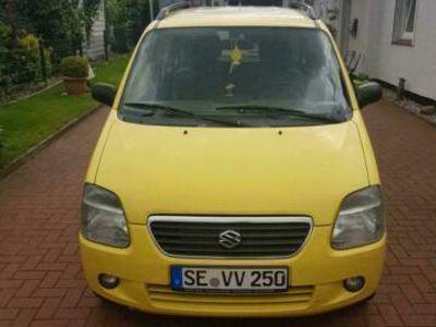 gebraucht Suzuki Wagon R Plus