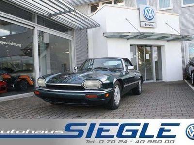 gebraucht Jaguar XJS 4.0 Cabrio Leder 4 Sitze Sitzheizung