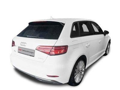 gebraucht Audi A3 Sportback e-tron 1.4 TFSI S line GRA+LED+18
