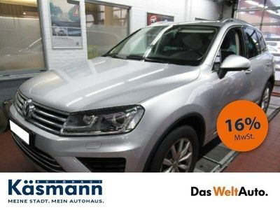 gebraucht VW Touareg V6 TDI 4Mot. Xenon AHK Standhz Panorama