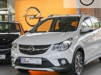 gebraucht Opel Karl 1.0 Rocks Sitzhzg. PDC Klima GRA Bluetooth