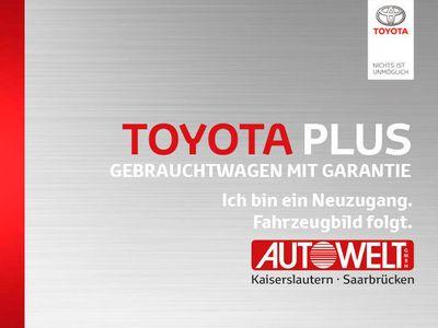 gebraucht Toyota Aygo x-wave (Faltdach), Klima, Rückfahrkamera