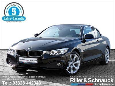 gebraucht BMW 420 D CABRIO XENON NAVI