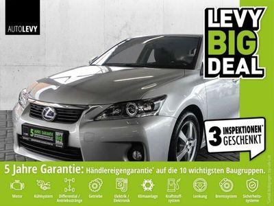 gebraucht Lexus CT200h Executive LINE mit Komfort +.. Klimaautoma