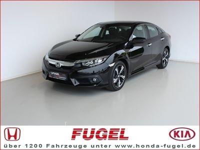 gebraucht Honda Civic 1.6 i-DTEC Elegance ACC SHZ RFK
