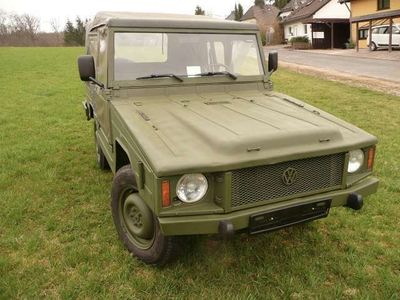 gebraucht VW Iltis 1831,6 TD; BJ. 1987; TÜV neu; H-...